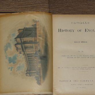 Кэссель.   История Англии. Т 6.1902