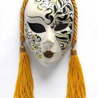 Декоративная карнавальная маска #2 Венеция Italy