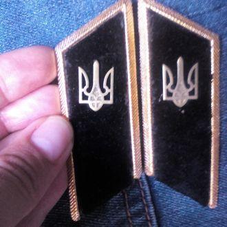 Продам петлицы Украинские