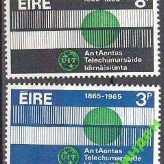 Ирландия 1965 связь коммуникации ** о