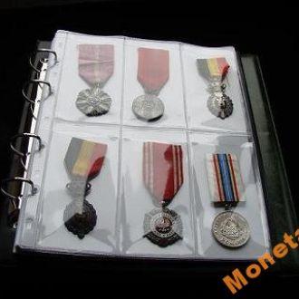 Альбом для Медалей Нагород - Якість - Люкс