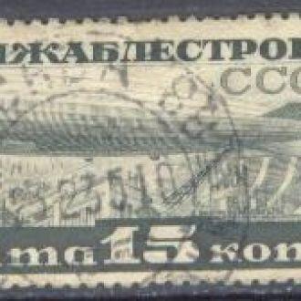 СССР 1932 дирижаблестроени дирижабли авиация гаш м
