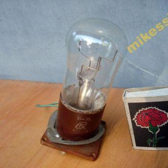 Лампа-бареттер
