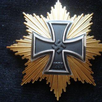"""Третий рейх """"Железный крест  1939г"""""""