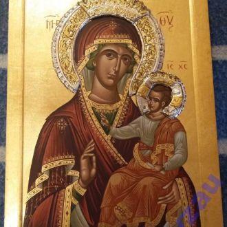 Икона Божией Матери Всеблаженная - Красивая !