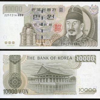 Korea South / Корея Южная - 10000 Won 2000 - UNC