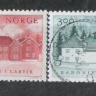 Норвегия архитектура 1989