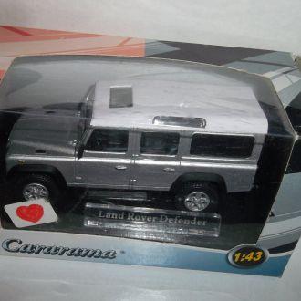 Land Rover Defender Cararama 1:43