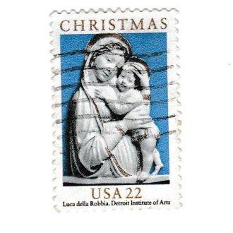 Марка США, Рождество