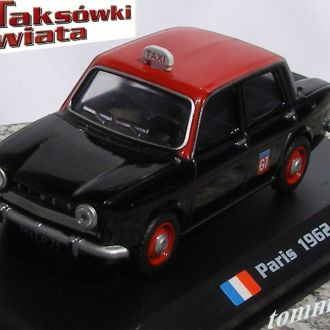 ТАКСИ Simca 1000    Paris 1962   1:43  AmerCOM
