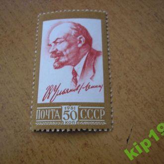 СССР. 1961 Ленин  **  12 и 1/4х12