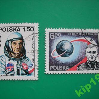Польша 1978 Космос *