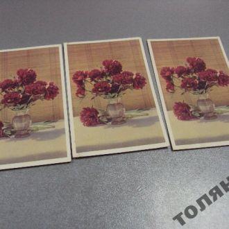 открытка шагина пионы лот