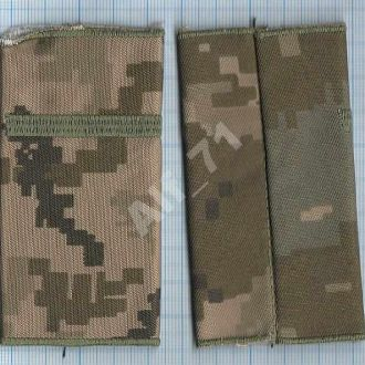 Погоны ВС Украины. Армия. Муфта.  Ефрейтор ЗСУ.