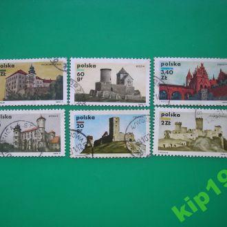 Польша 1971 Замки * полн