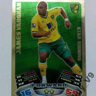 Футбольные карточки Match Attax Star Signings