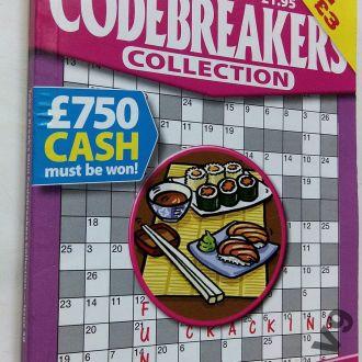 Mini Codebreakers Collection.