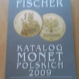 Каталог польских монет до 2009г