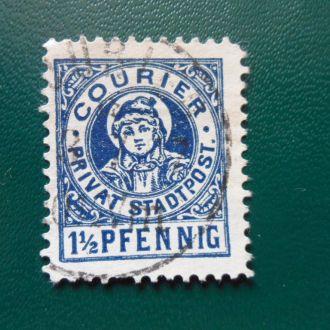 Герман. империя частная почта - 4