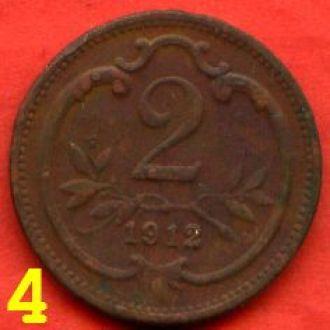 2 геллера 1912 #4