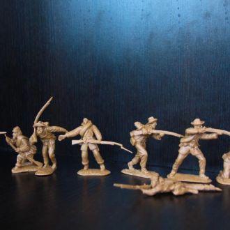 "конфедераты ""Classic toy Soldiers"" 54мм"
