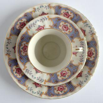 Чашка блюдце тарелка SeltmannW. фарфор N04 Germany