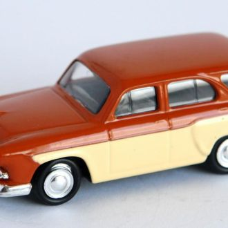 Модель автомобиля Москвич, GRELL Modell, 1:64