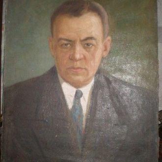 Картина Портрет Соцреализм N-3