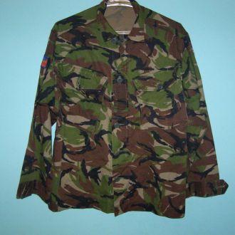 куртка камуфляж woodland 170/104