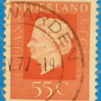 Нидерланды. 1976 г. Королева Джулиана