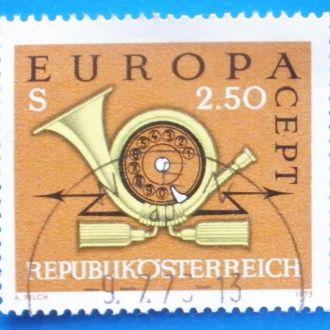 Австрия. 1973 г. Европа