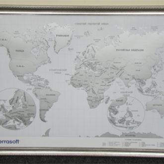 Рамка для карты Багет №31