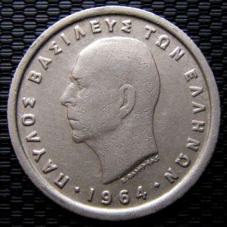 Греция 50 лепт 1964 год