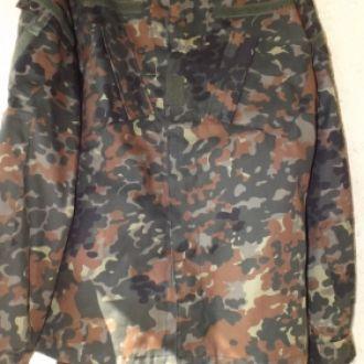 Тактический полевой костюм Бундесвер Флектарн р.50