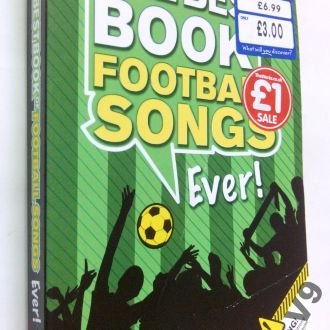 The Best Book Of Football Songs.