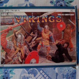 1/72 ORION Викинги VIII-XI столетие