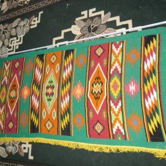 вишитий килим ковер (№652)