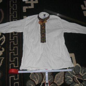 вишита сорочка чоловiча мужская (для хлопчика) (№687)