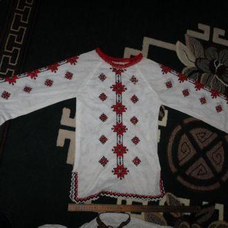 вишита сорочка детская дитяча (№685)
