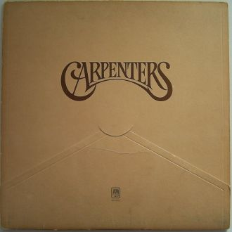 CARPENTERS  (1971)  LP G+/VG