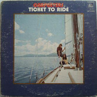 CARPENTERS  Ticket To Ride LP