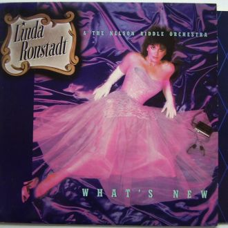 LINDA RONSTADT  What's New  LP  EX/EX(+)