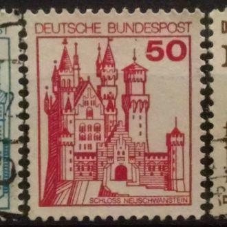 марки Германия стандарты архитектура с 1 гривны