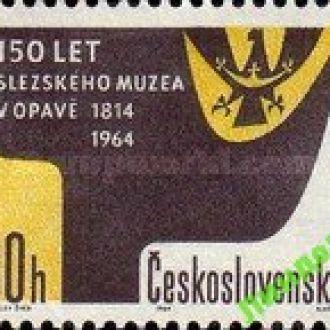 ЧССР 1964 музей Силезии герб птицы ** о