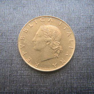 Италия 20 лир 1973
