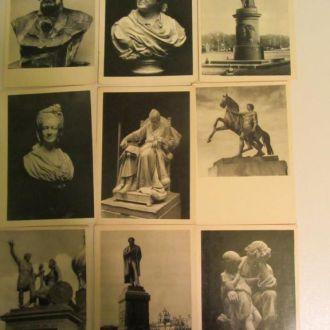 Комплект открыток Скульптура, 1963