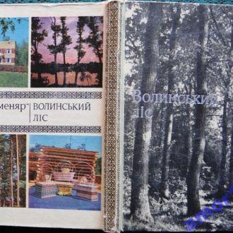 Волинський ліс.  К. Каменяр. 1975. 63с.+іл.