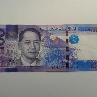 Филиппины  100 писо - 2010 г.