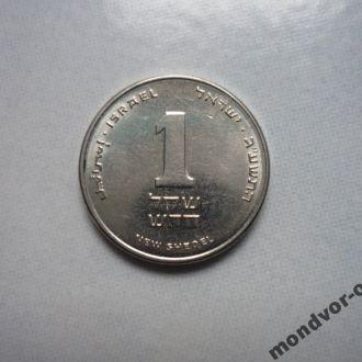 Израиль 1 шекель состояние