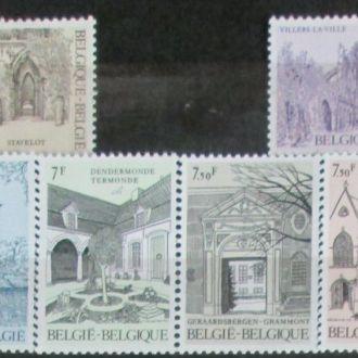 Бельгия архитектура 1982